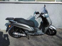 Motorrad kaufen Occasion KYMCO People 300i S (roller)