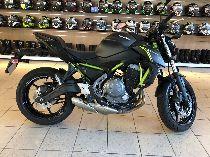 Motorrad kaufen Vorführmodell KAWASAKI Z 650 (naked)
