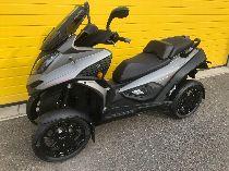 Motorrad kaufen Occasion QUADRO 4 (roller)