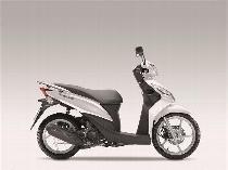 Motorrad kaufen Neufahrzeug HONDA NSC 110 WH Vision (roller)