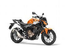 Motorrad kaufen Neufahrzeug HONDA CB 500 FA (naked)
