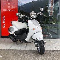 Motorrad kaufen Occasion APRILIA Mojito 125 (roller)