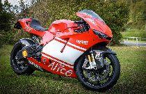 Motorrad kaufen Occasion DUCATI Desmosedici RR (sport)