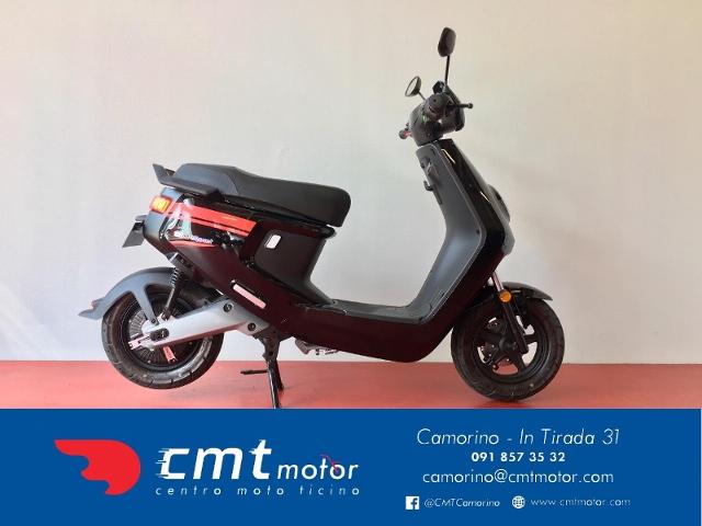 Motorrad kaufen NIU M+Pro Occasion