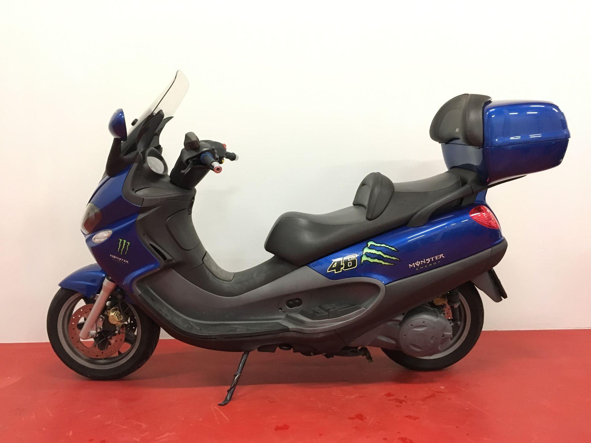 motorrad occasion kaufen piaggio x9 500 centro moto ticino. Black Bedroom Furniture Sets. Home Design Ideas