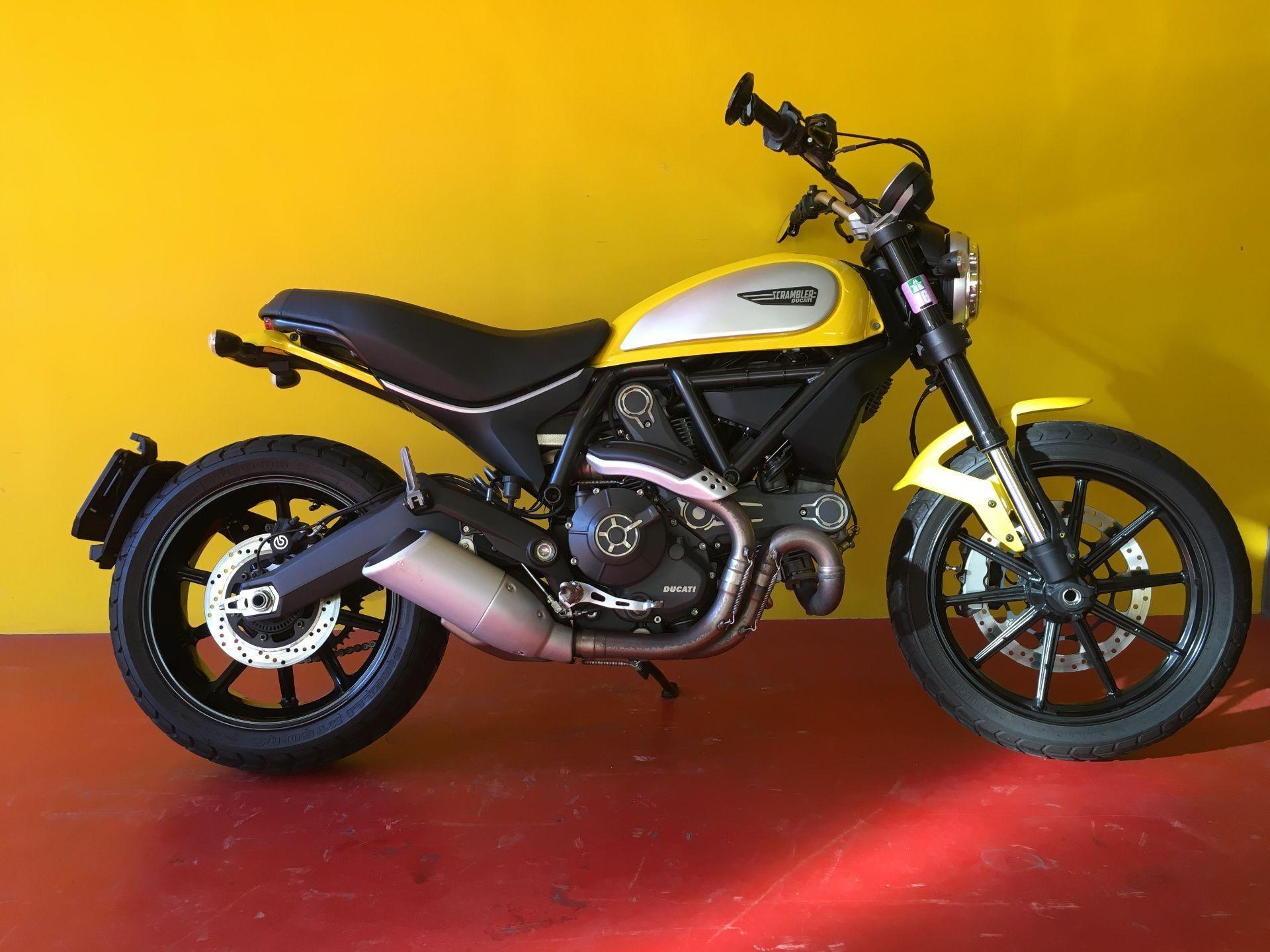 moto occasions acheter ducati 803 scrambler centro moto ticino camorino camorino. Black Bedroom Furniture Sets. Home Design Ideas