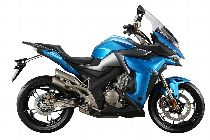 Motorrad kaufen Occasion ZONTES ZT 310 X (naked)