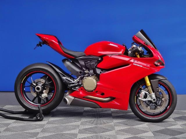 Motorrad kaufen DUCATI 1299 Panigale ABS S Occasion