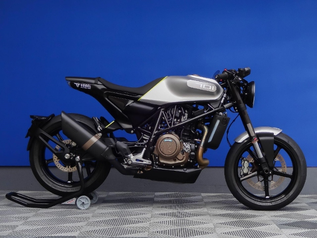 Motorrad kaufen HUSQVARNA Vitpilen 701 Occasion