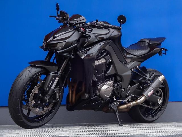 Motorrad kaufen KAWASAKI Z 1000 ABS (1043) SC Project Occasion