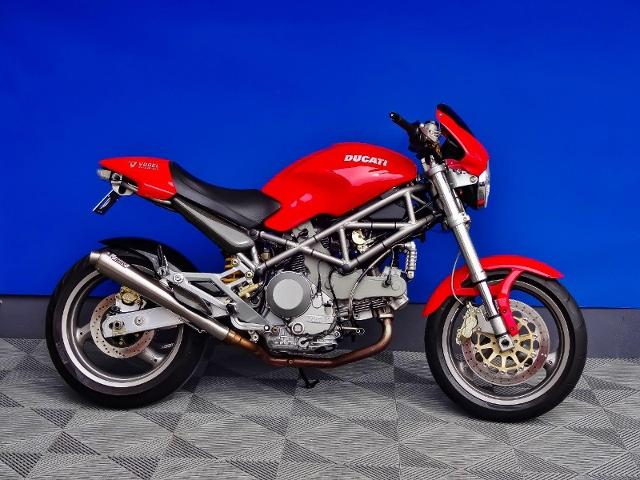 Motorrad kaufen DUCATI 1000 I.E. Monster MIVV Occasion