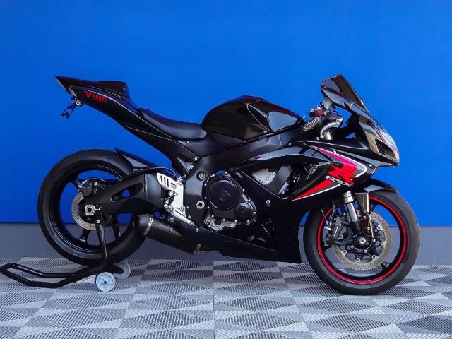 Motorrad kaufen SUZUKI GSX-R 600 Leo Vince 25kW Occasion