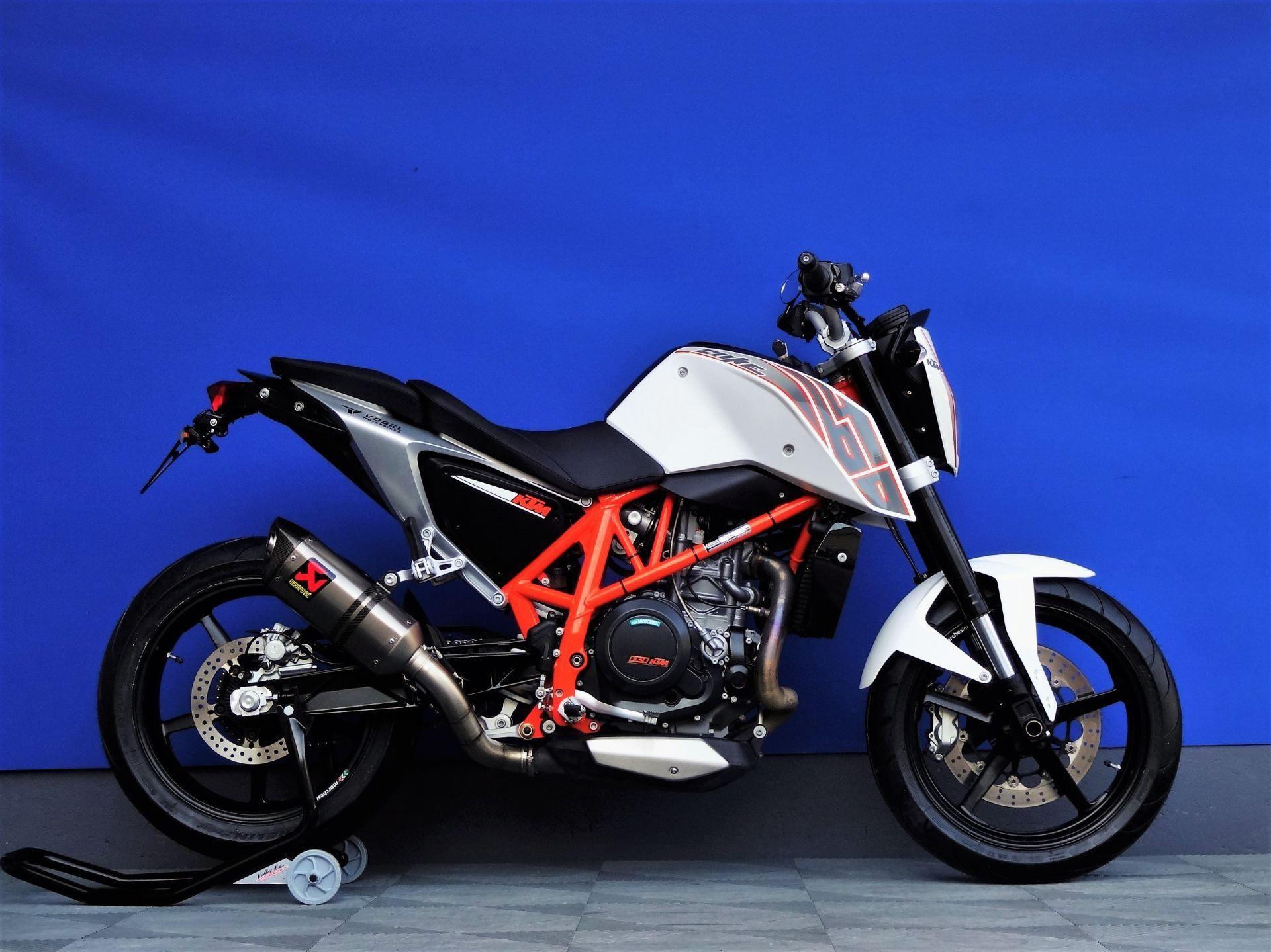 motorrad occasion kaufen ktm 690 duke akrapovic vogel motorbikes sch pfheim. Black Bedroom Furniture Sets. Home Design Ideas