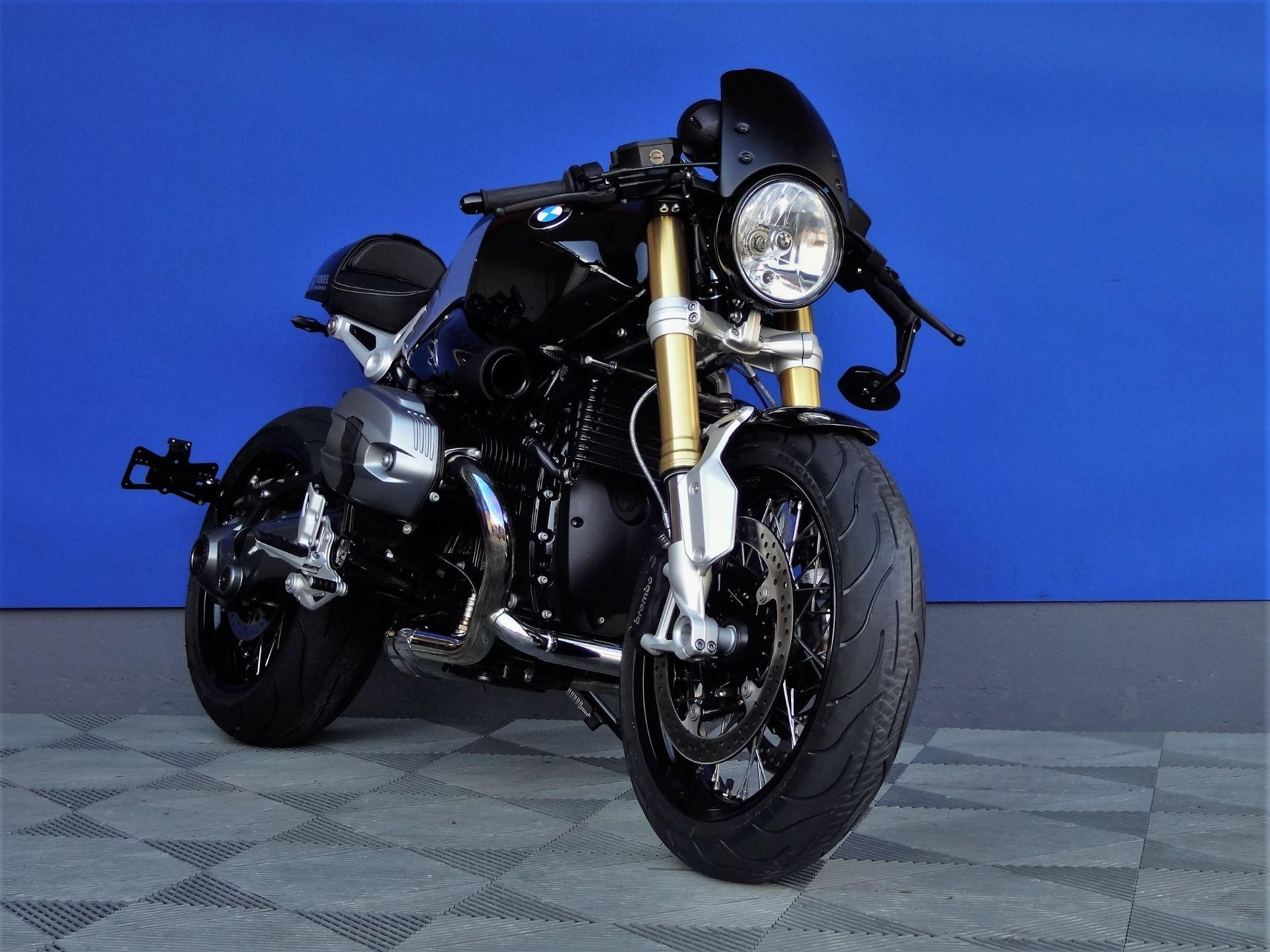 Acheter une moto BMW R nine T ABS Cafe Racer Occasions Bmw Occasions
