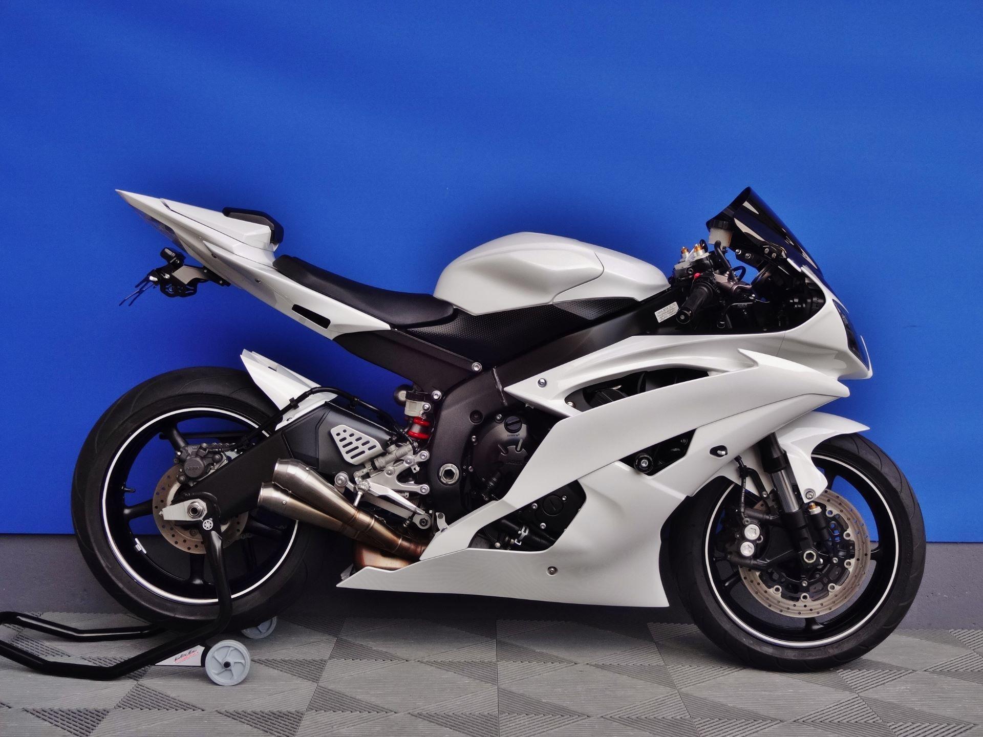 moto occasions acheter yamaha yzf r6 laser vogel motorbikes sch pfheim. Black Bedroom Furniture Sets. Home Design Ideas