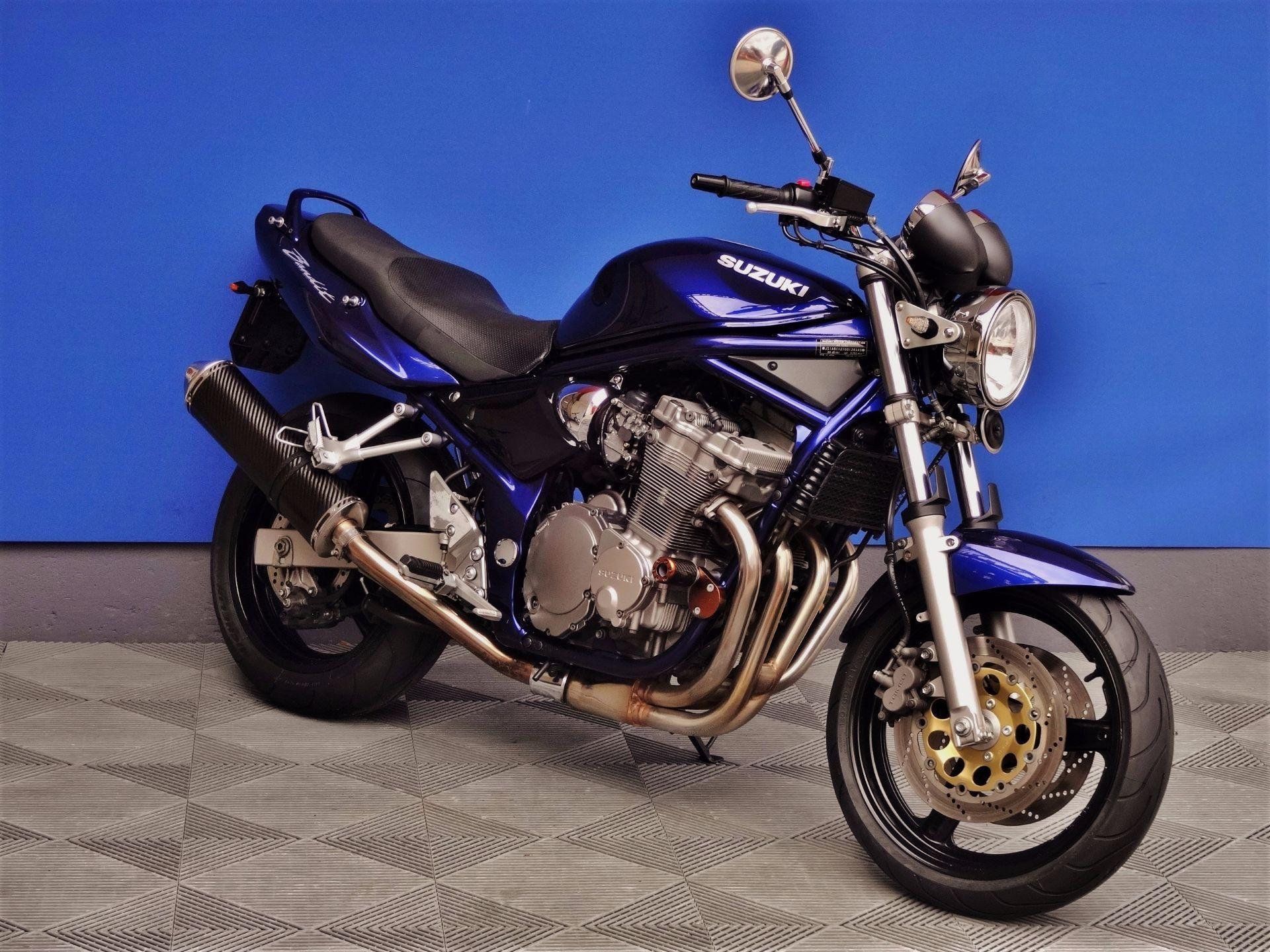 motorrad occasion kaufen suzuki gsf 600 bandit scorpion vogel motorbikes sch pfheim. Black Bedroom Furniture Sets. Home Design Ideas