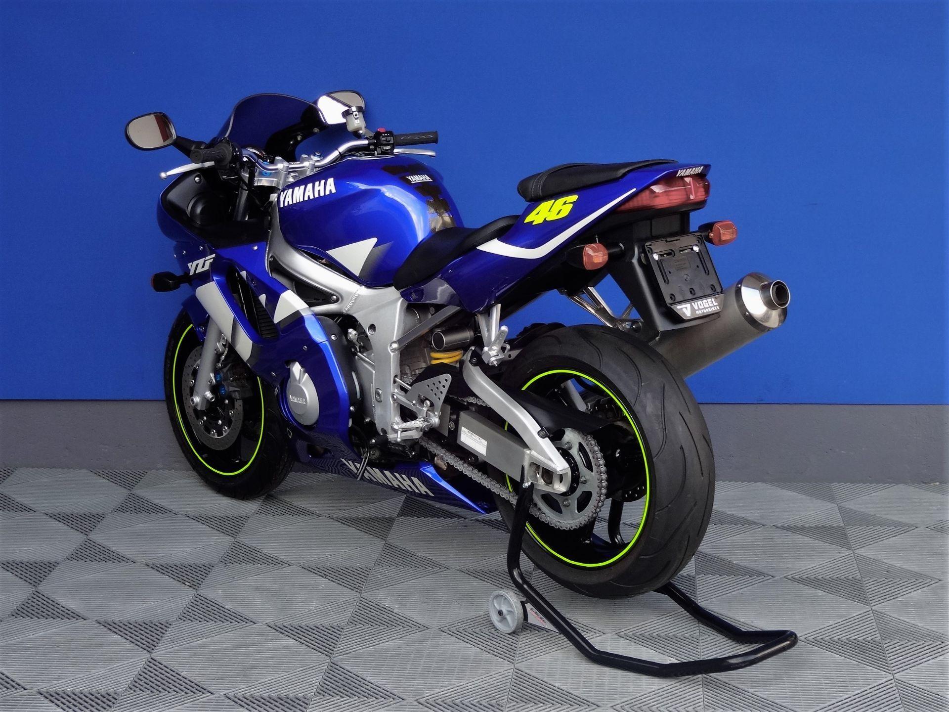 motorrad occasion kaufen yamaha yzf r6 superbike vogel motorbikes sch pfheim. Black Bedroom Furniture Sets. Home Design Ideas