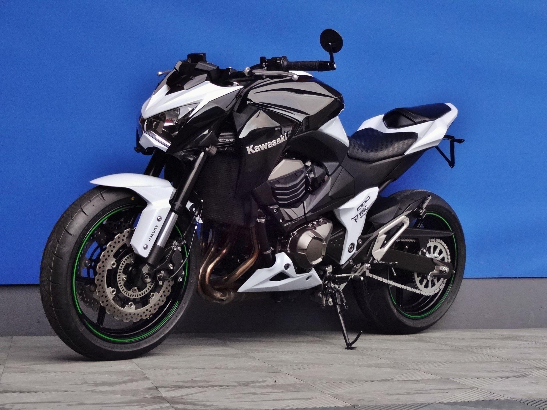 moto occasions acheter kawasaki z 800 tiefer gelegt vogel motorbikes sch pfheim. Black Bedroom Furniture Sets. Home Design Ideas