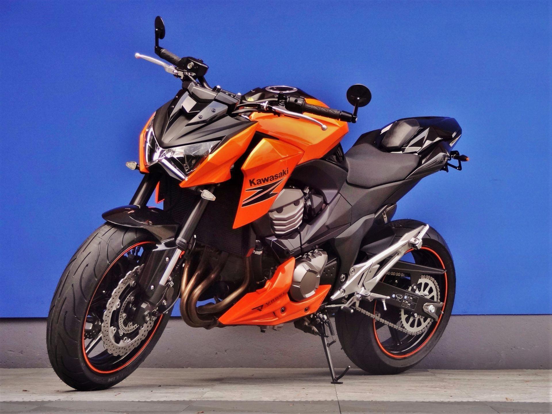 motorrad occasion kaufen kawasaki z 800 e abs 25kw akrapovic vogel motorbikes sch pfheim. Black Bedroom Furniture Sets. Home Design Ideas