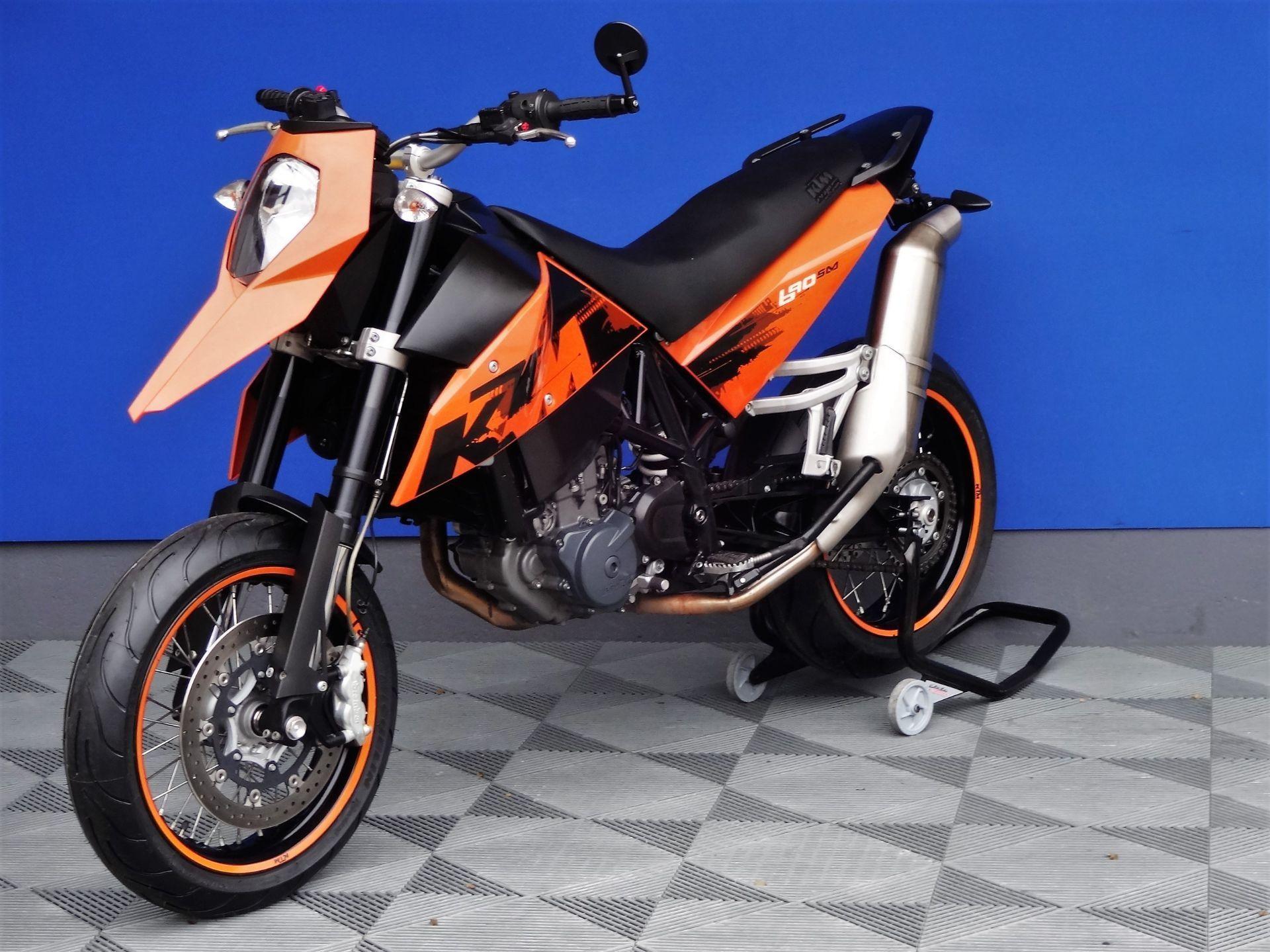 motorrad occasion kaufen ktm 690 sm supermoto vogel motorbikes sch pfheim. Black Bedroom Furniture Sets. Home Design Ideas