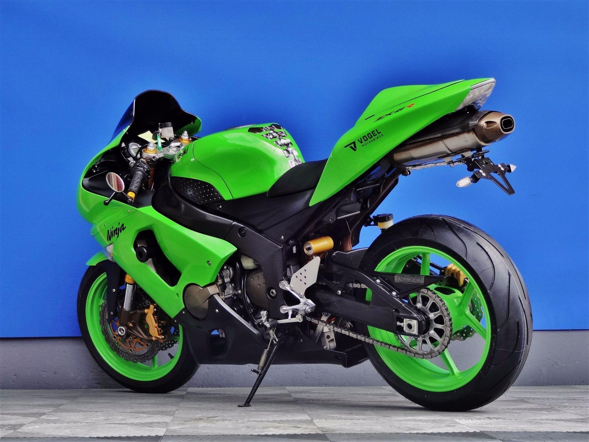 motorrad occasion kaufen kawasaki zx 6r ninja vogel motorbikes sch pfheim. Black Bedroom Furniture Sets. Home Design Ideas