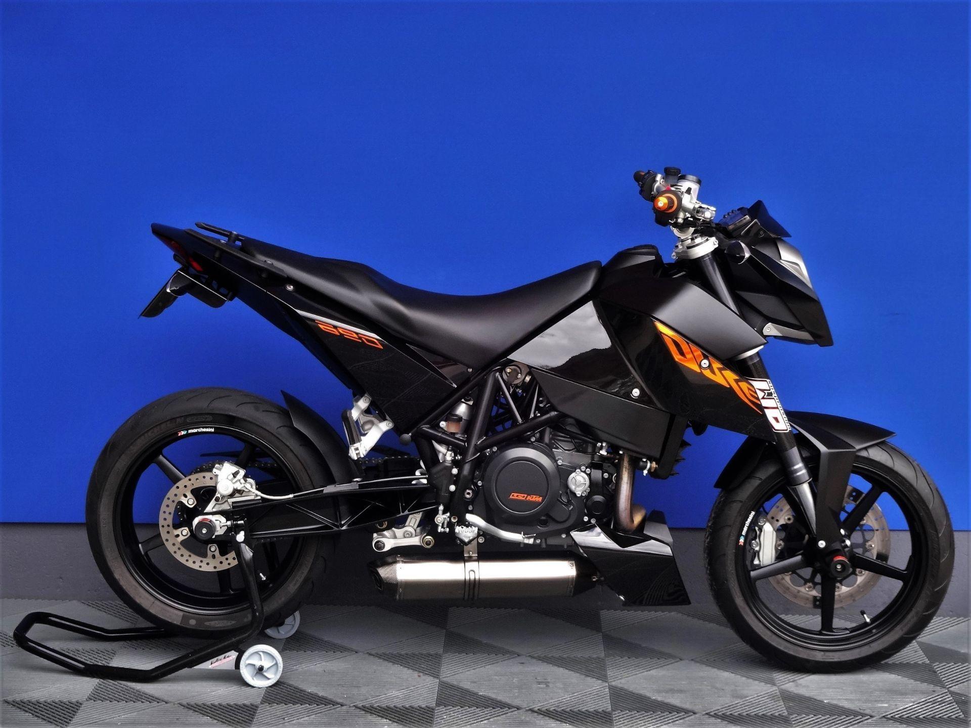 motorrad occasion kaufen ktm 690 duke iii remus vogel motorbikes sch pfheim. Black Bedroom Furniture Sets. Home Design Ideas