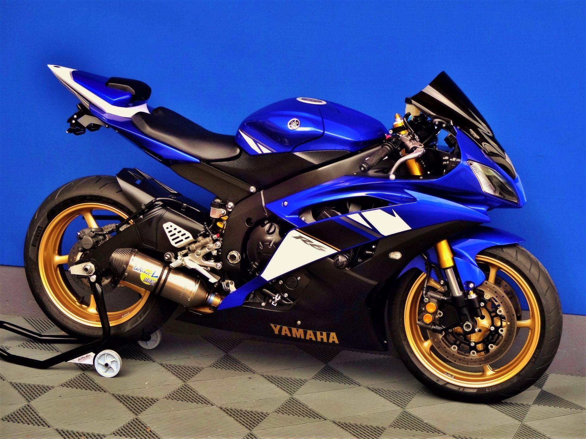 motorrad occasion kaufen yamaha yzf r6 leo vince vogel motorbikes sch pfheim. Black Bedroom Furniture Sets. Home Design Ideas
