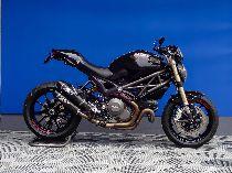 Töff kaufen DUCATI 1100 Monster evo Rizoma Umbau Naked