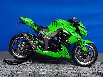 Töff kaufen KAWASAKI Z 1000 ABS (1043) Monster Edition Naked