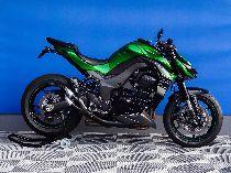 Töff kaufen KAWASAKI Z 1000 ABS (1043) QD Sportauspuff Naked