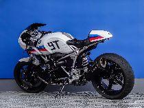Töff kaufen BMW R nine T Racer ABS Akrapovic Retro