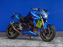 Töff kaufen SUZUKI GSR 750 A Scorpion GP Carbon Naked