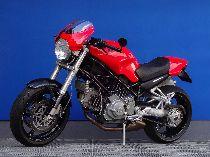 Motorrad kaufen Occasion DUCATI 800 Monster S2R (naked)