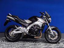 Motorrad kaufen Occasion SUZUKI GSR 600 A ABS (naked)