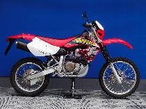 Motorrad kaufen Occasion MONNIER-HONDA MXR 650 R (enduro)