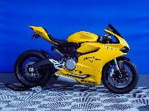 Motorrad kaufen Occasion DUCATI 899 Panigale ABS (sport)