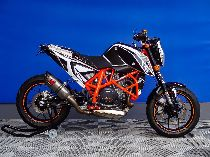 Töff kaufen KTM 690 Duke R Akrapovic Naked
