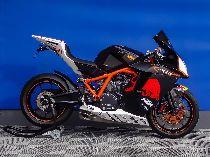 Motorrad kaufen Occasion KTM 1190 RC8 R Superbike (sport)