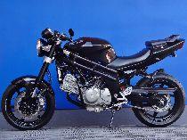 Motorrad kaufen Occasion HYOSUNG Comet 650 (naked)