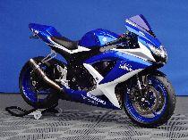 Töff kaufen SUZUKI GSX-R 750 Scorpion GP Carbon Sport