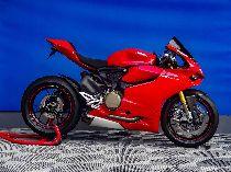 Motorrad kaufen Occasion DUCATI 1199 Superbike Panigale S ABS (sport)