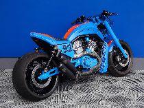 Motorrad kaufen Occasion HARLEY-DAVIDSON VRSCR 1130 V-Rod Street Rod (custom)