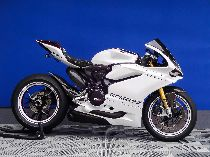 Töff kaufen DUCATI 1299 Panigale ABS White Corse Sport
