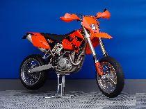 Motorrad kaufen Occasion KTM 525 EXC Hard Enduro (supermoto)