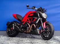 Töff kaufen DUCATI 1198 Diavel Carbon ABS ZARD Naked