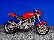 Acheter une moto Occasions DUCATI 1000 I.E. Monster (naked)