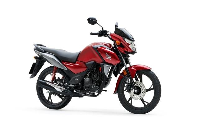 Motorrad kaufen HONDA CB 125 F Modell 2021 Neufahrzeug