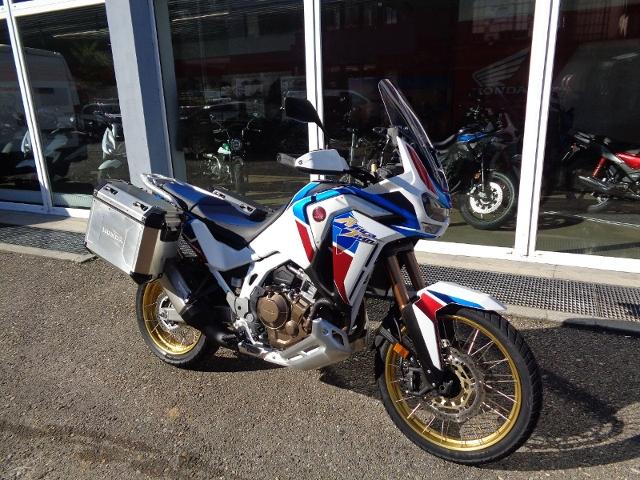 Motorrad kaufen HONDA CRF 1100 L A4 Africa Twin Adventure Sports mit neuem Alukoffersatz und Innentaschen Vorführmodell