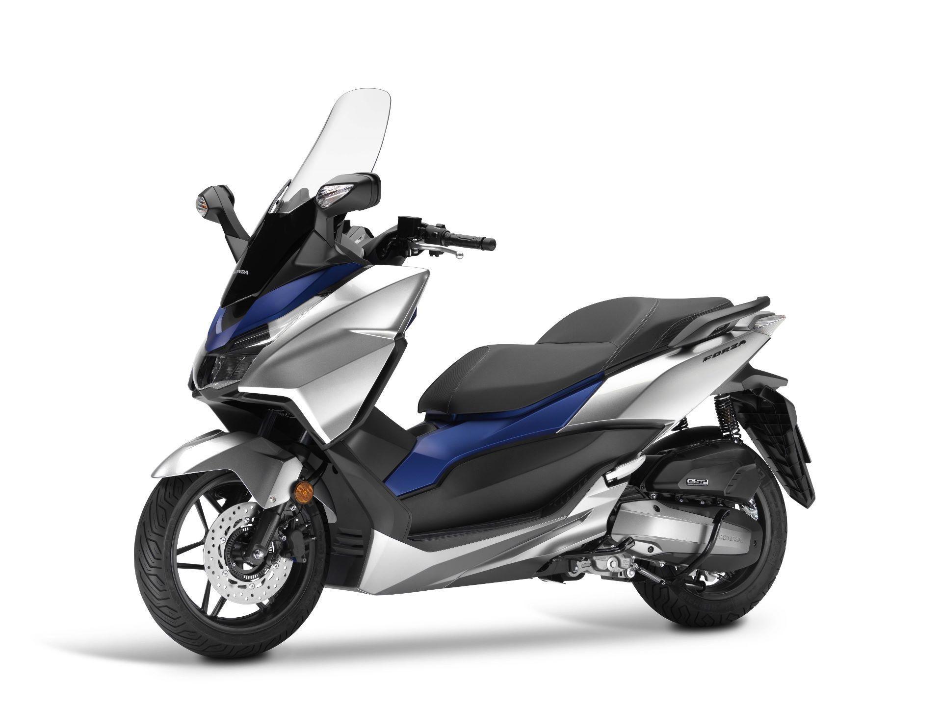 buy motorbike new vehicle bike honda nss 125 ad forza abs. Black Bedroom Furniture Sets. Home Design Ideas