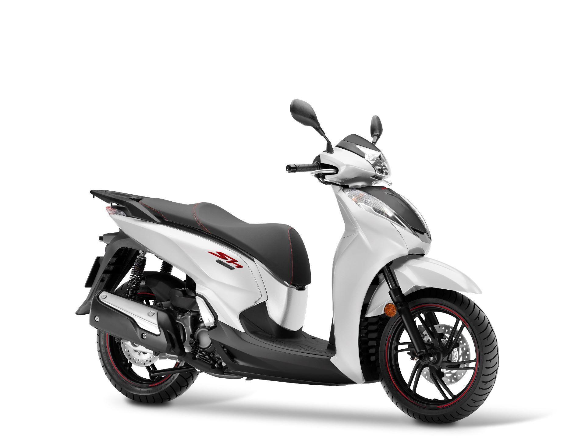 Buy Motorbike New Vehiclebike Honda Sh 300 I A Abs Motodesign Ag